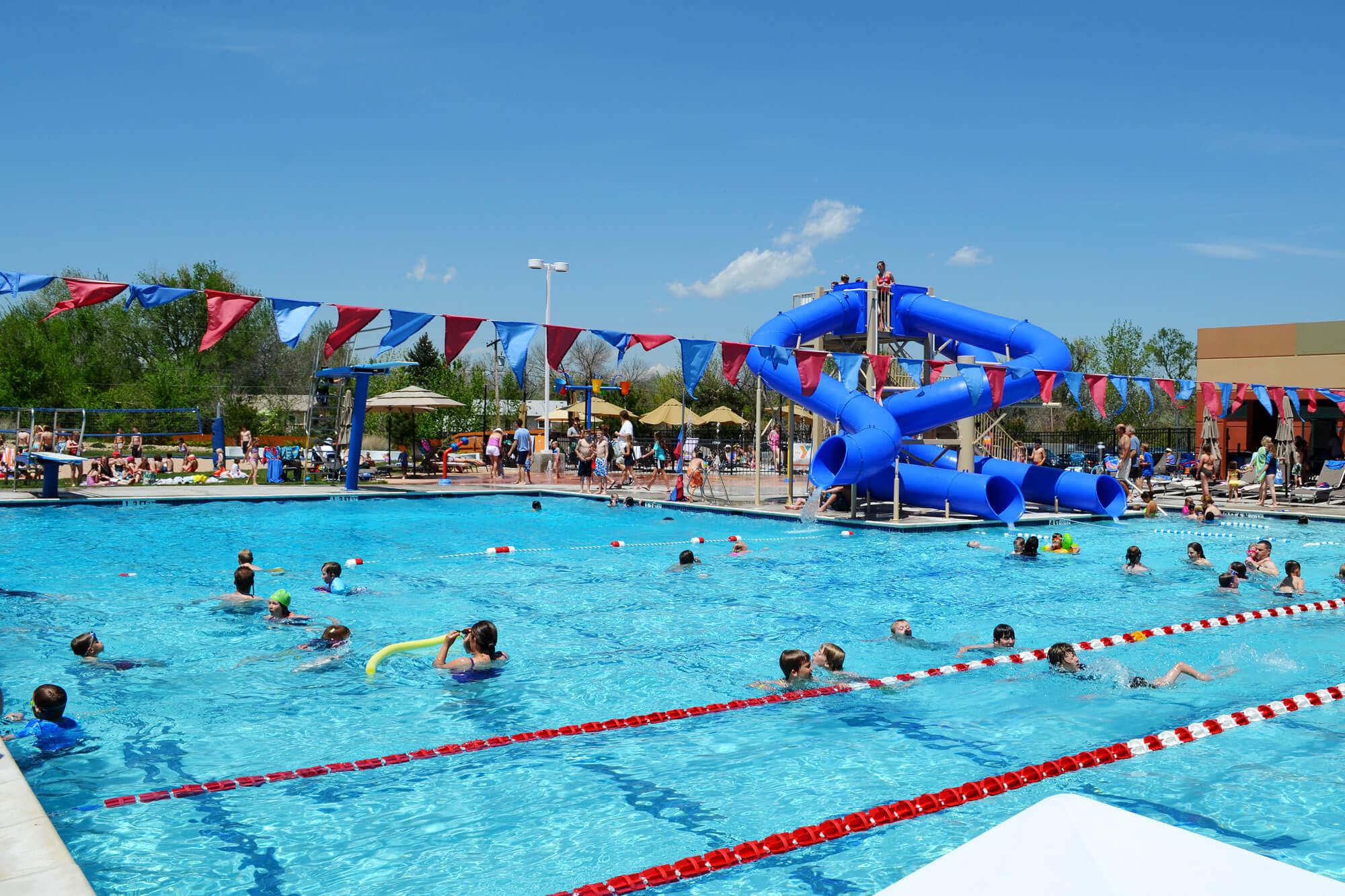 Arapahoe Y Pool