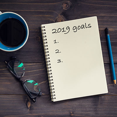 to do list for 2019