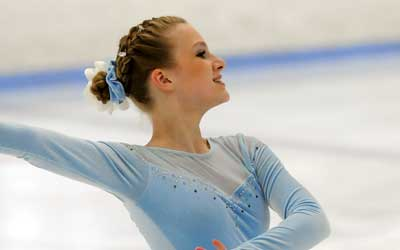 figure skating at the ymca