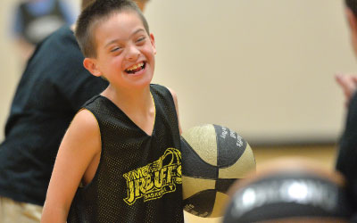special needs basketball
